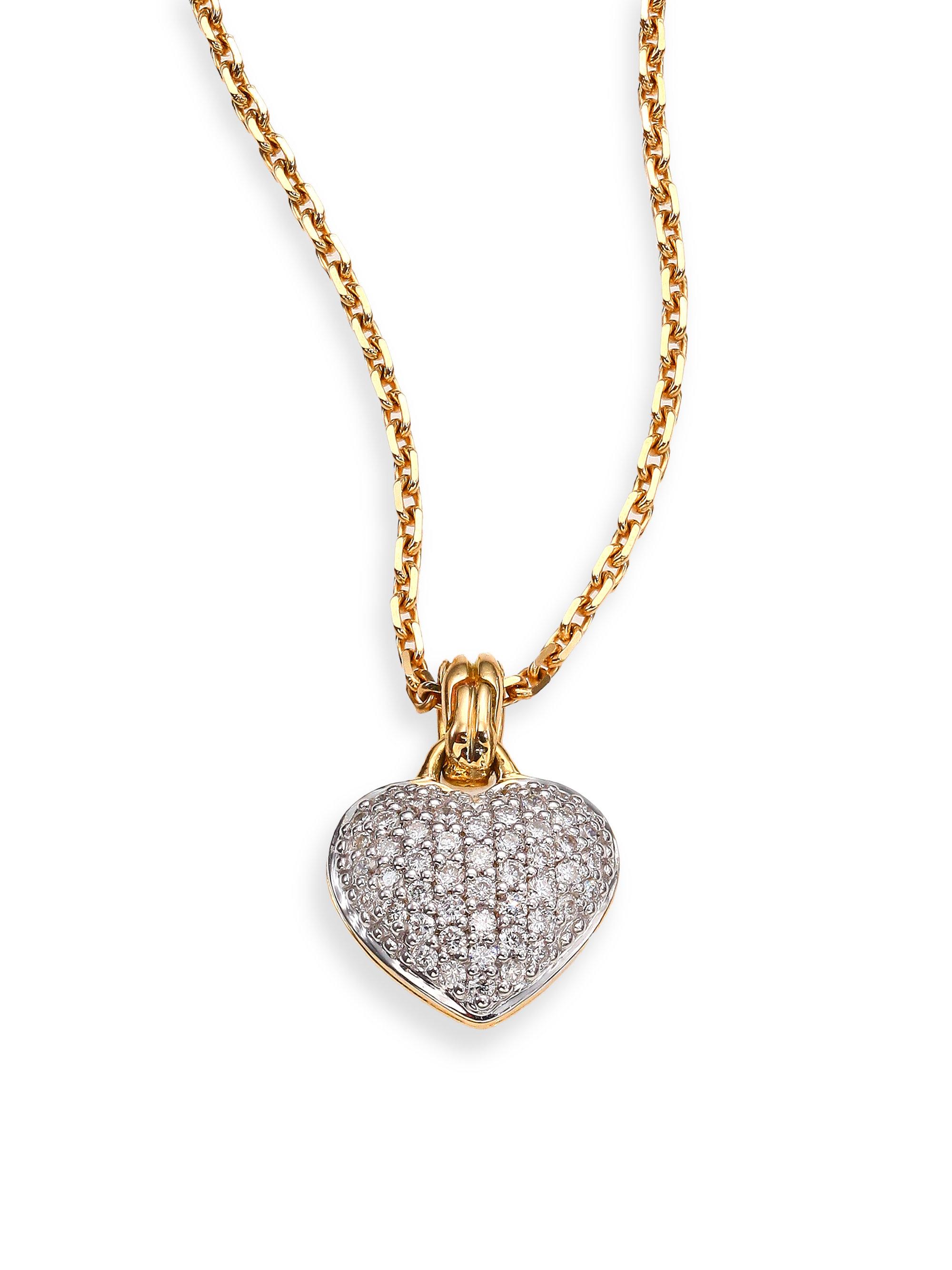 John Hardy Kali 18k Gold Drop Pendant Necklace In Metallic