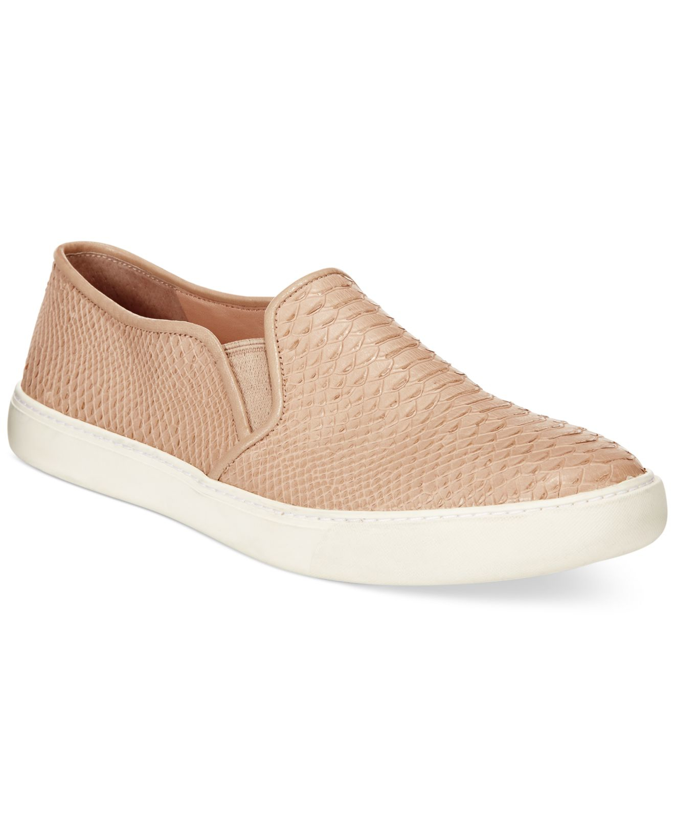 Cole Haan Bowie Slip On Sneakers In Natural Lyst