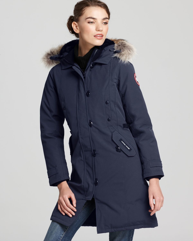 Previously sold at Bloomingdales · Womens Canada Goose Kensington ... 5a41ed1fc8