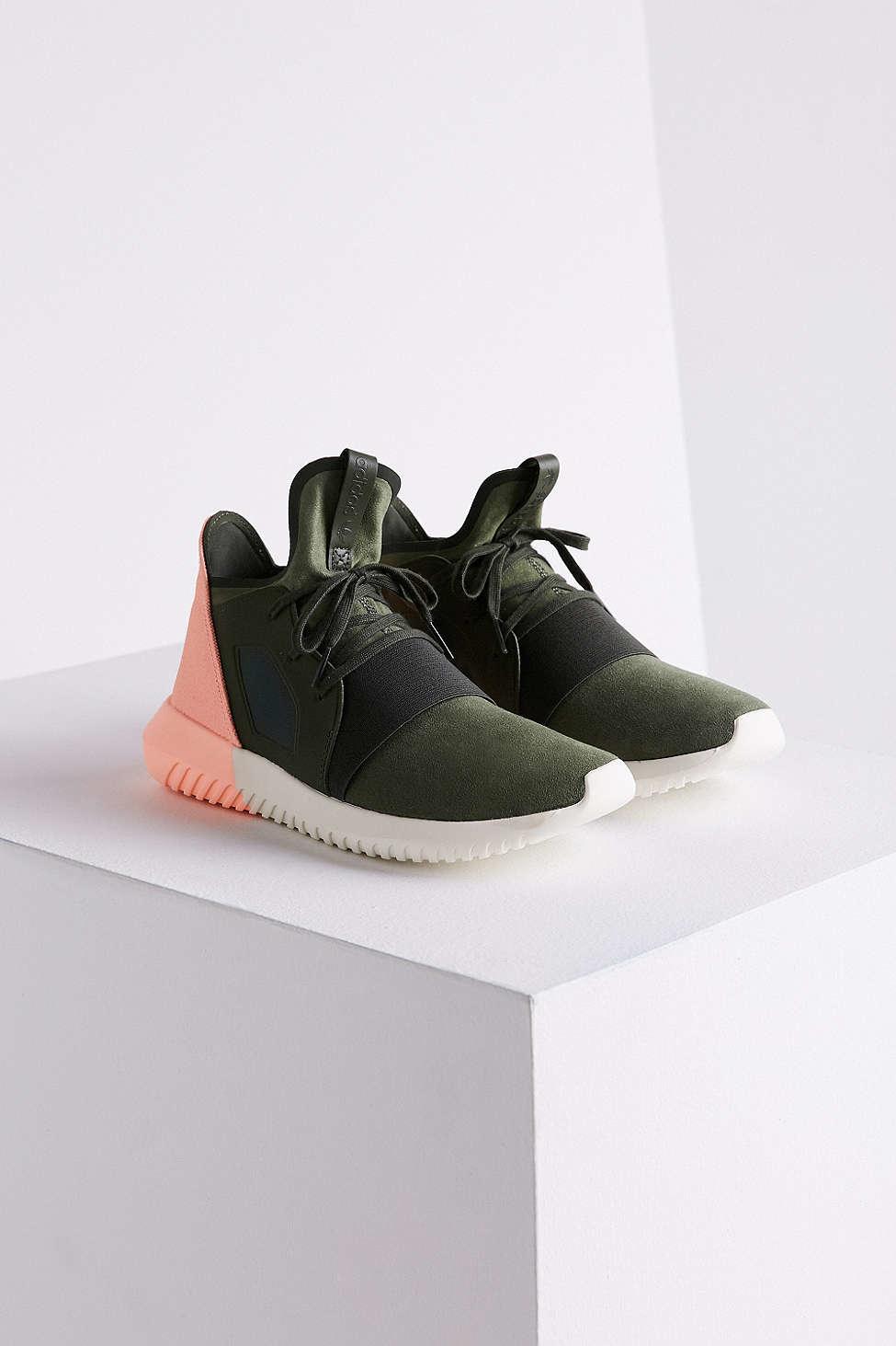 Adidas Tubular Defiant Green
