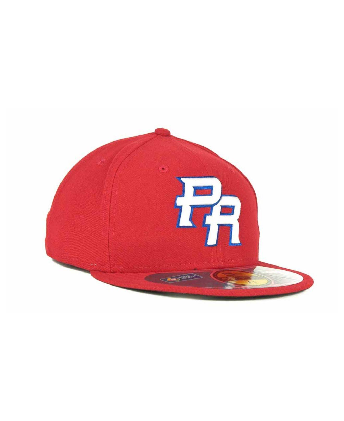 ... sweden lyst ktz puerto rico 2013 world baseball classic 59fifty cap in  6831a 09ea0 aa85412f8b59
