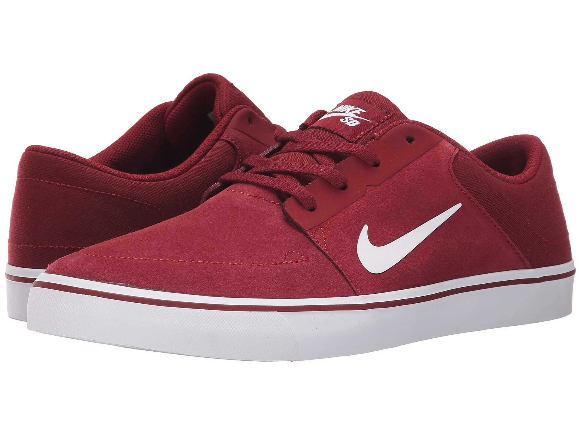 Lyst - Nike Portmore in Red for Men