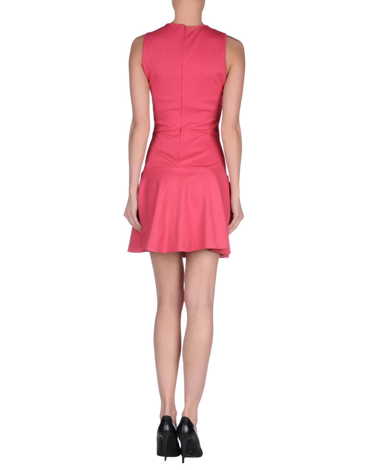 valentino dress in pink lyst