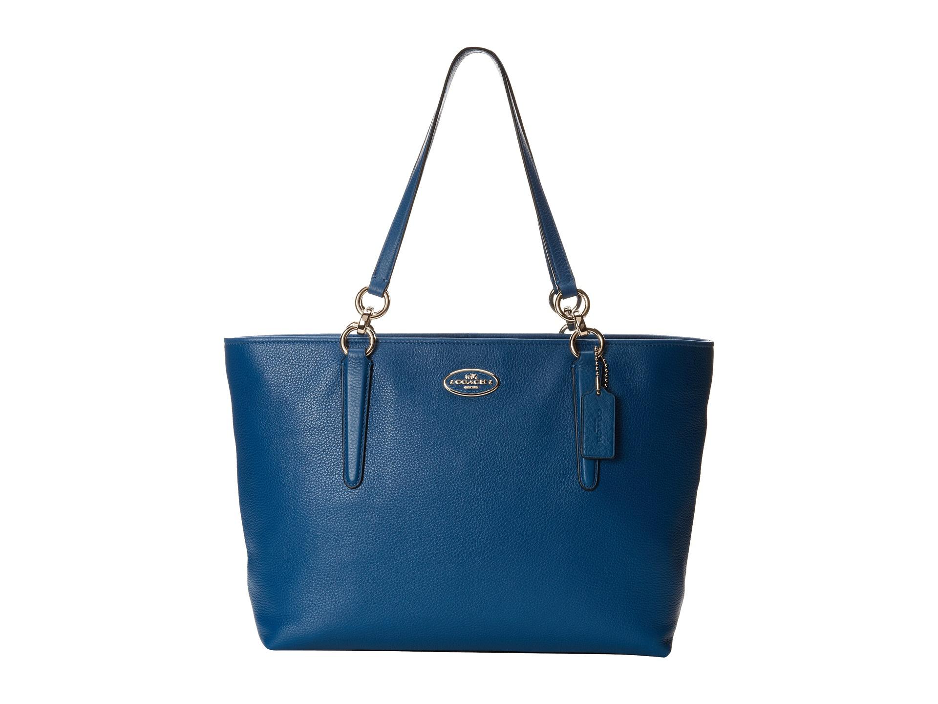 Coach Bags Chicago Ellis Tote LI/Denim - Handbags
