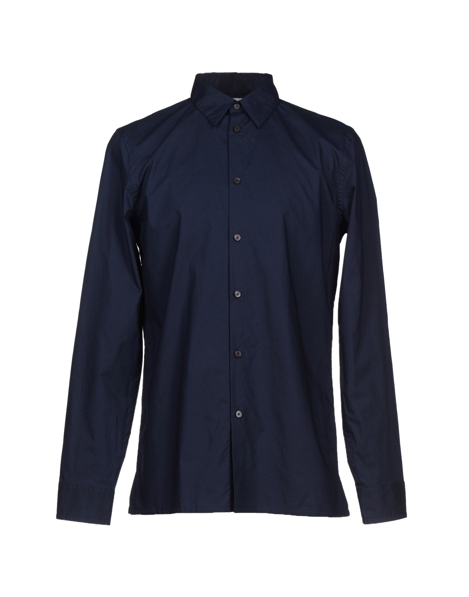 helmut lang shirt in blue for men lyst. Black Bedroom Furniture Sets. Home Design Ideas