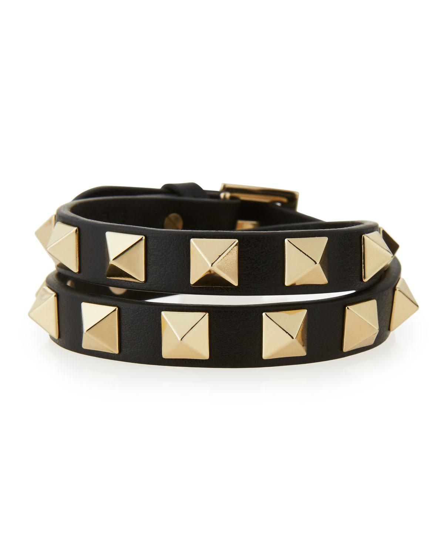 Valentino Glam Bracelet in Metallics 4yIgZwKie8