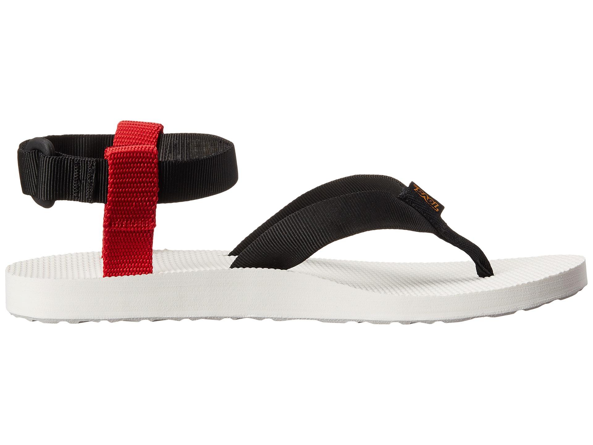 b7f6f0a598dd Lyst - Teva Original Sandal Sport in Black