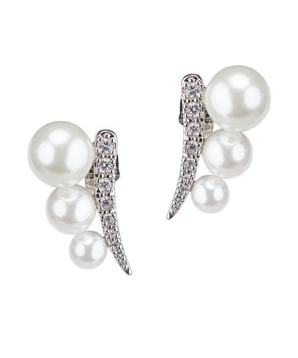 Jardin trend styling in white lyst for Jardin jewelry
