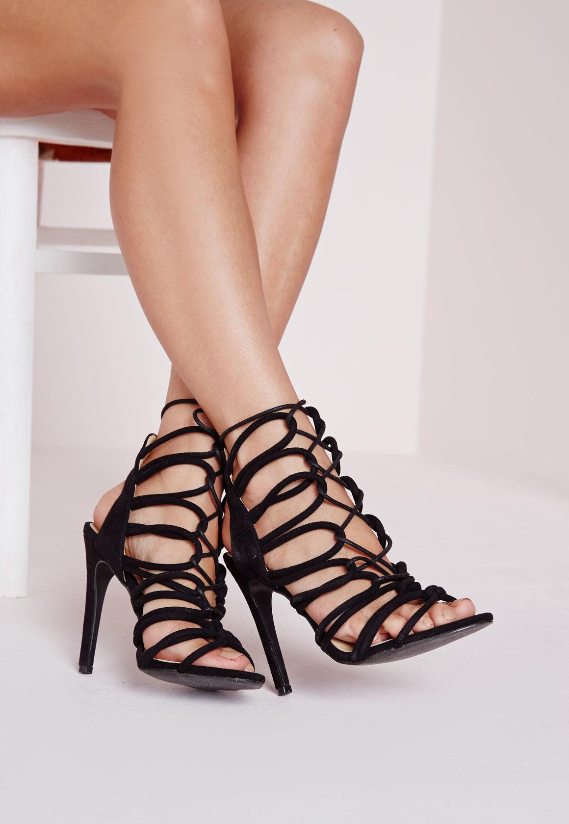 Black sandals missguided - Gallery Women S Gladiator Sandals