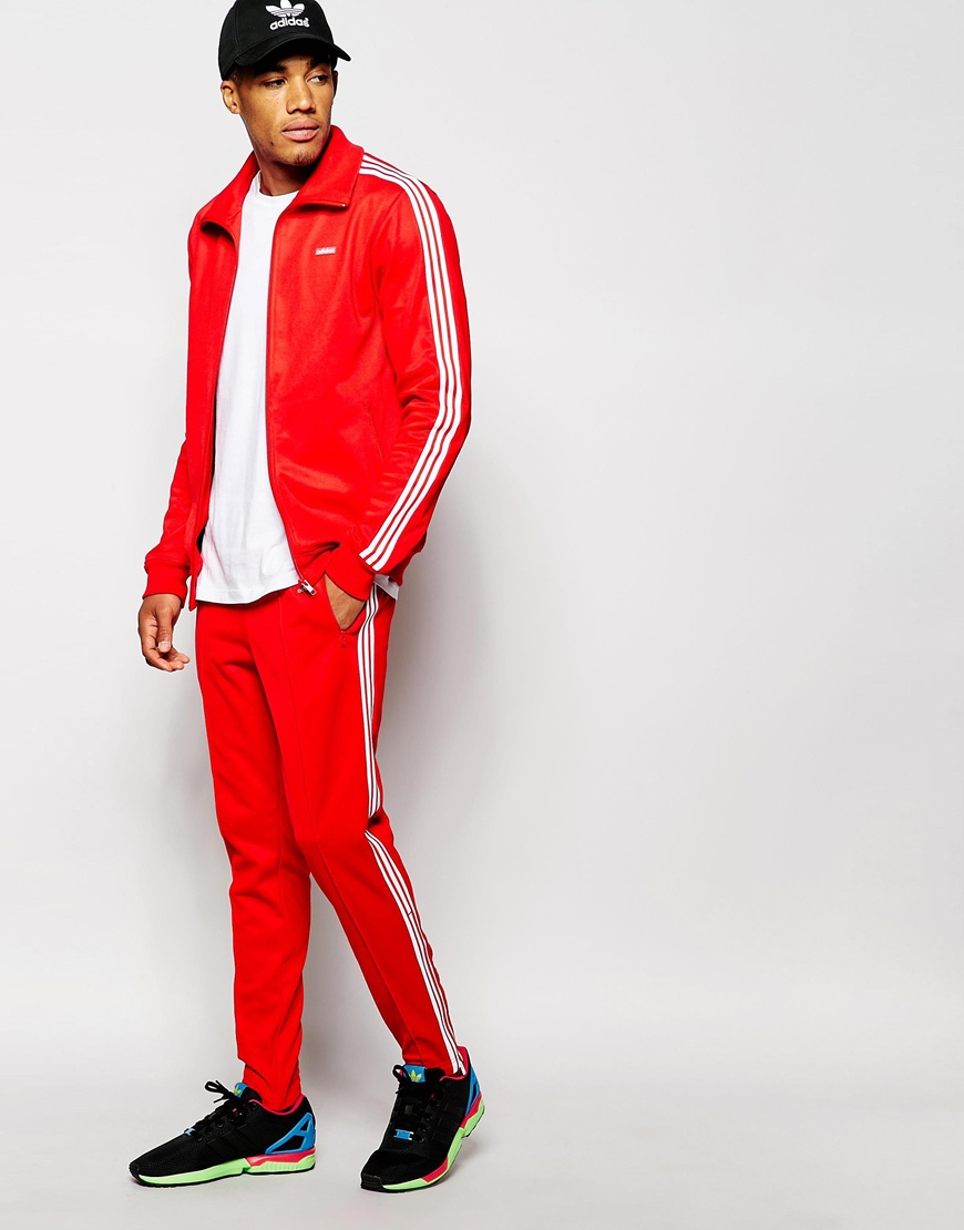 Adidas rasta joggers