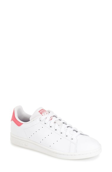 Stan Smith Pink And White