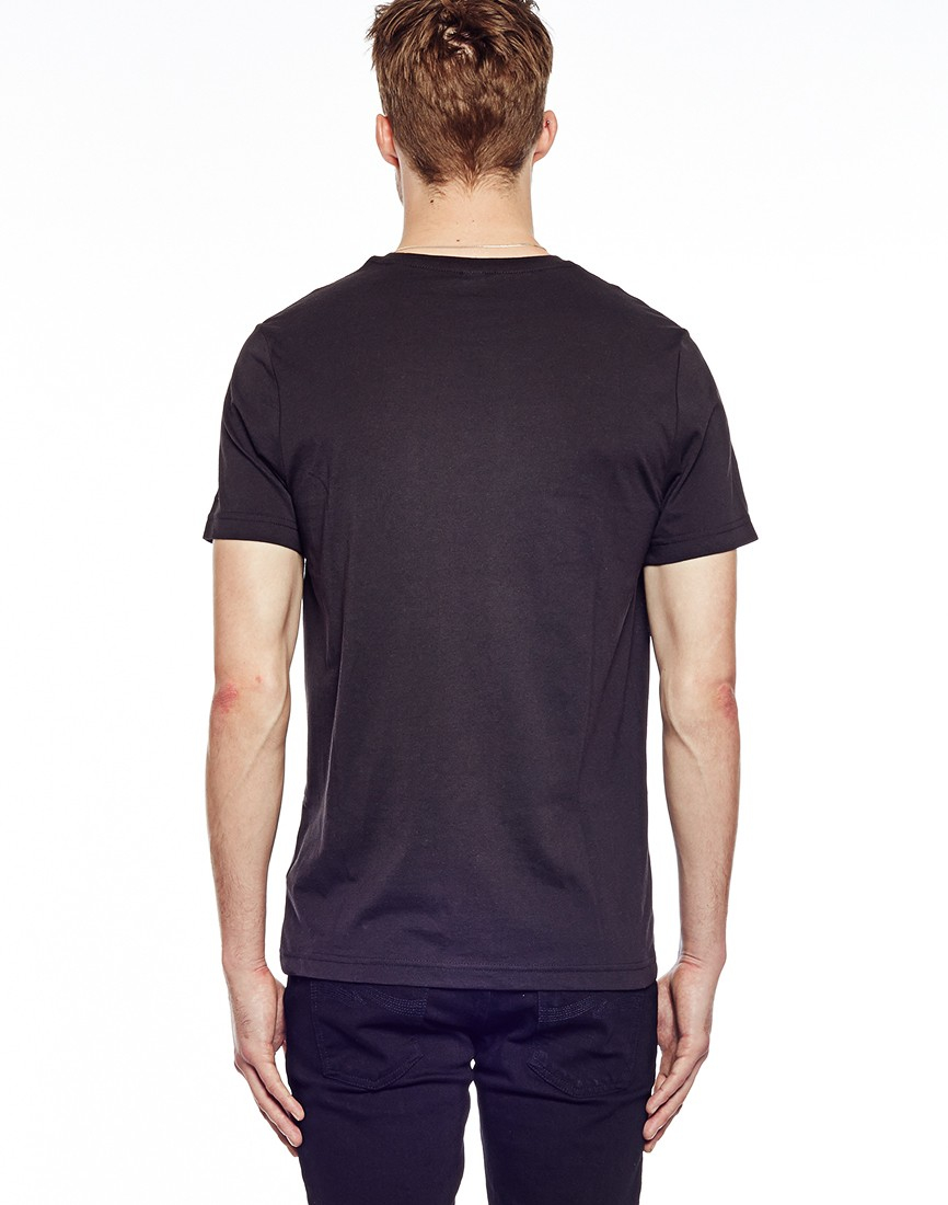 g star raw g star t shirt 2 pack in black for men lyst. Black Bedroom Furniture Sets. Home Design Ideas