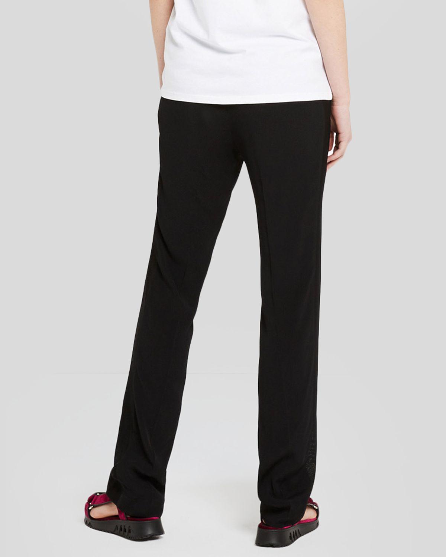 Sandro Synthetic Pepa Drawstring Jogger Pants in Black