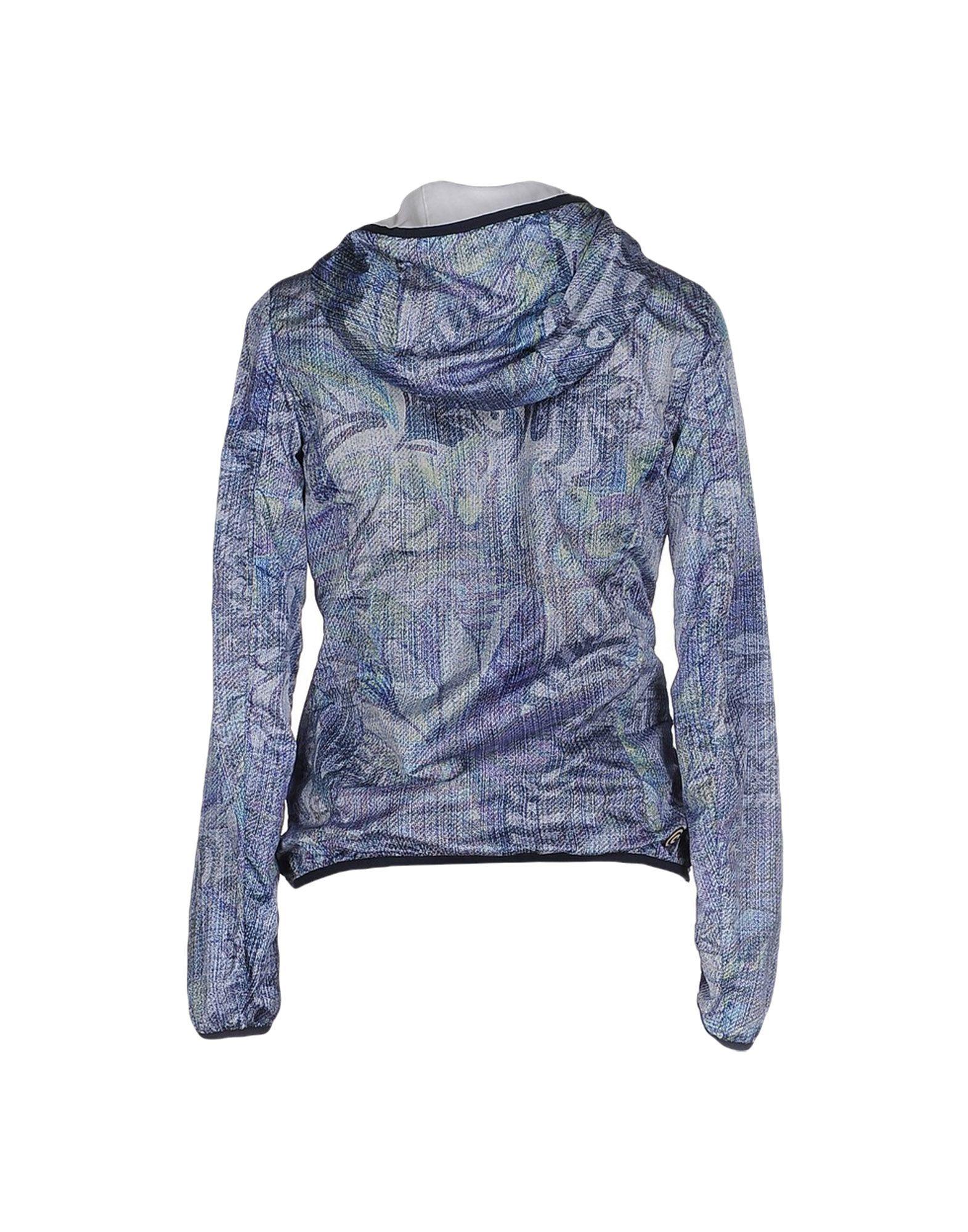Lyst colmar jacket in blue for Blue piscine colmar