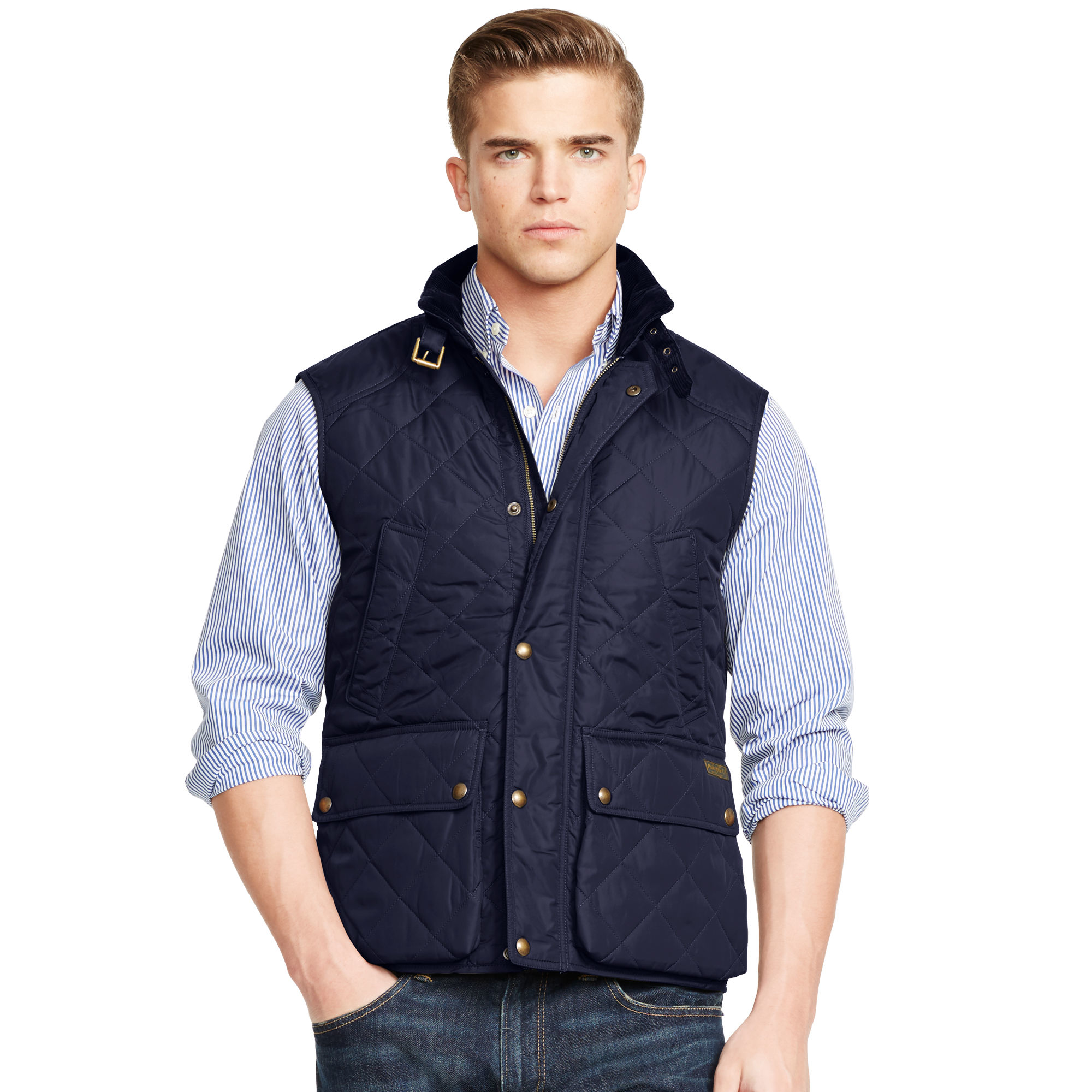 deals sharp product ralph jd cheapest plu uk list jacket best a te polo resmode quilt top quilted mens lauren padded prices on