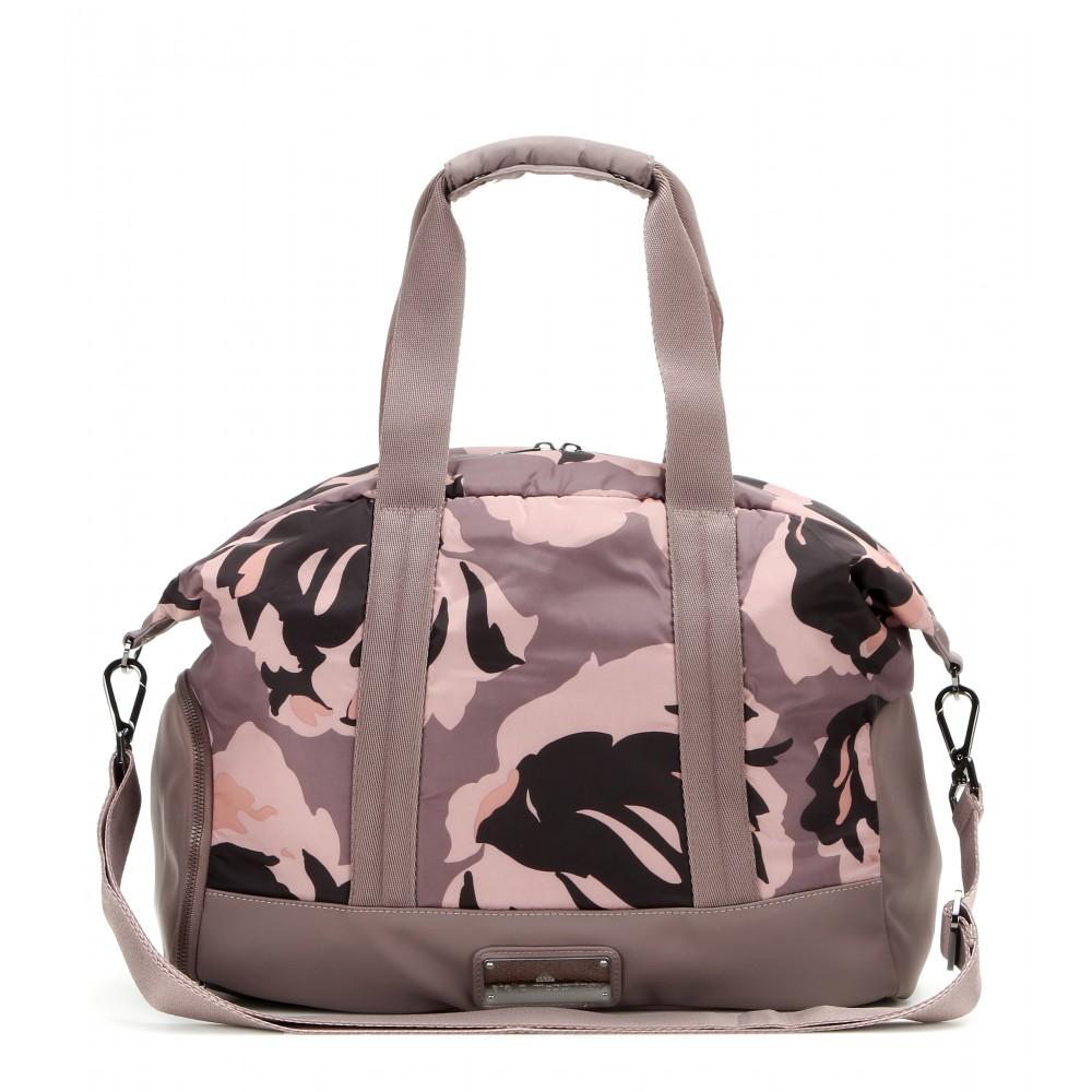 8c08e649a762 Lyst - adidas By Stella McCartney Small Gym Bag in Pink