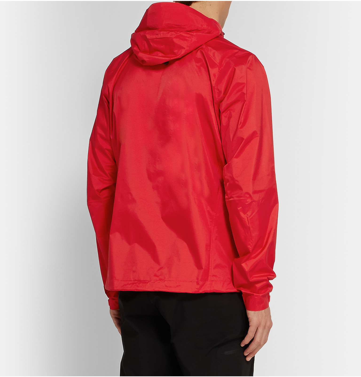 Patagonia Torrentshell Waterproof Shell Jacket in Red for Men