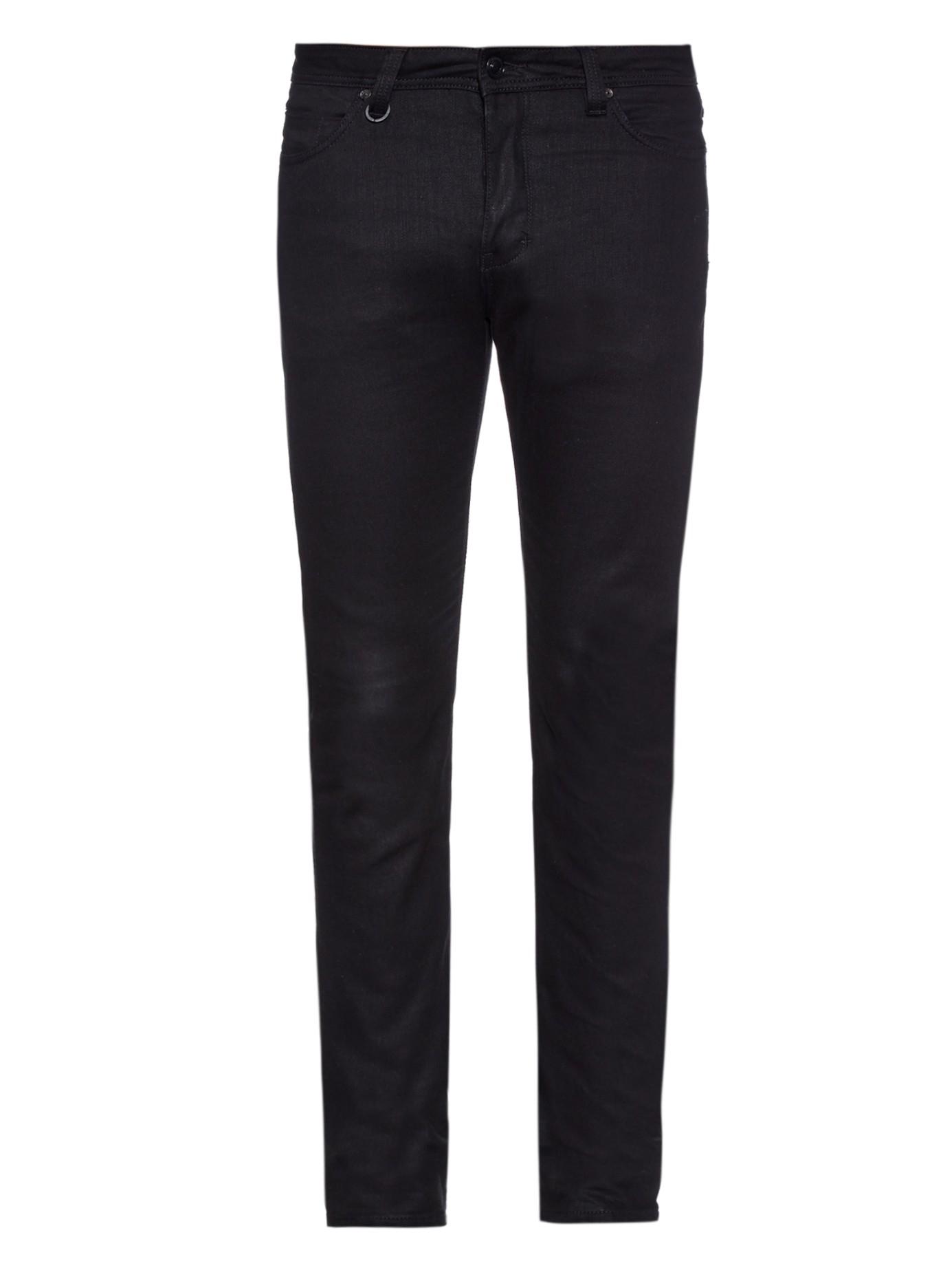 Neuw Iggy Skinny Jeans in Black for Men