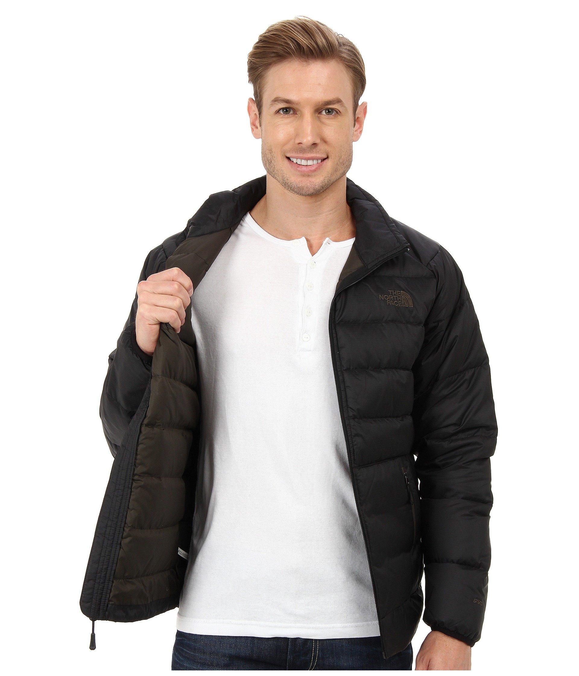 6d3a02328 Men's Black Aconcagua Jacket