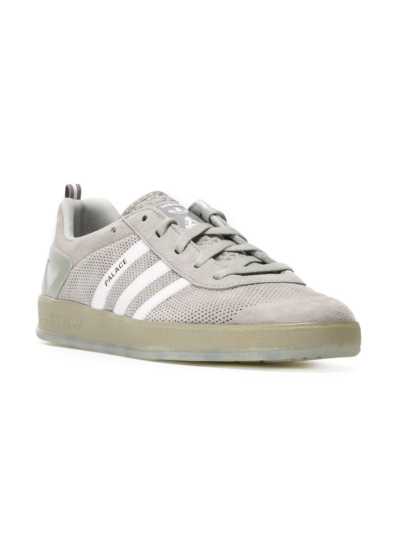 b83a64e3 Palace Adidas X 'Pro' Sneakers in Gray for Men - Lyst