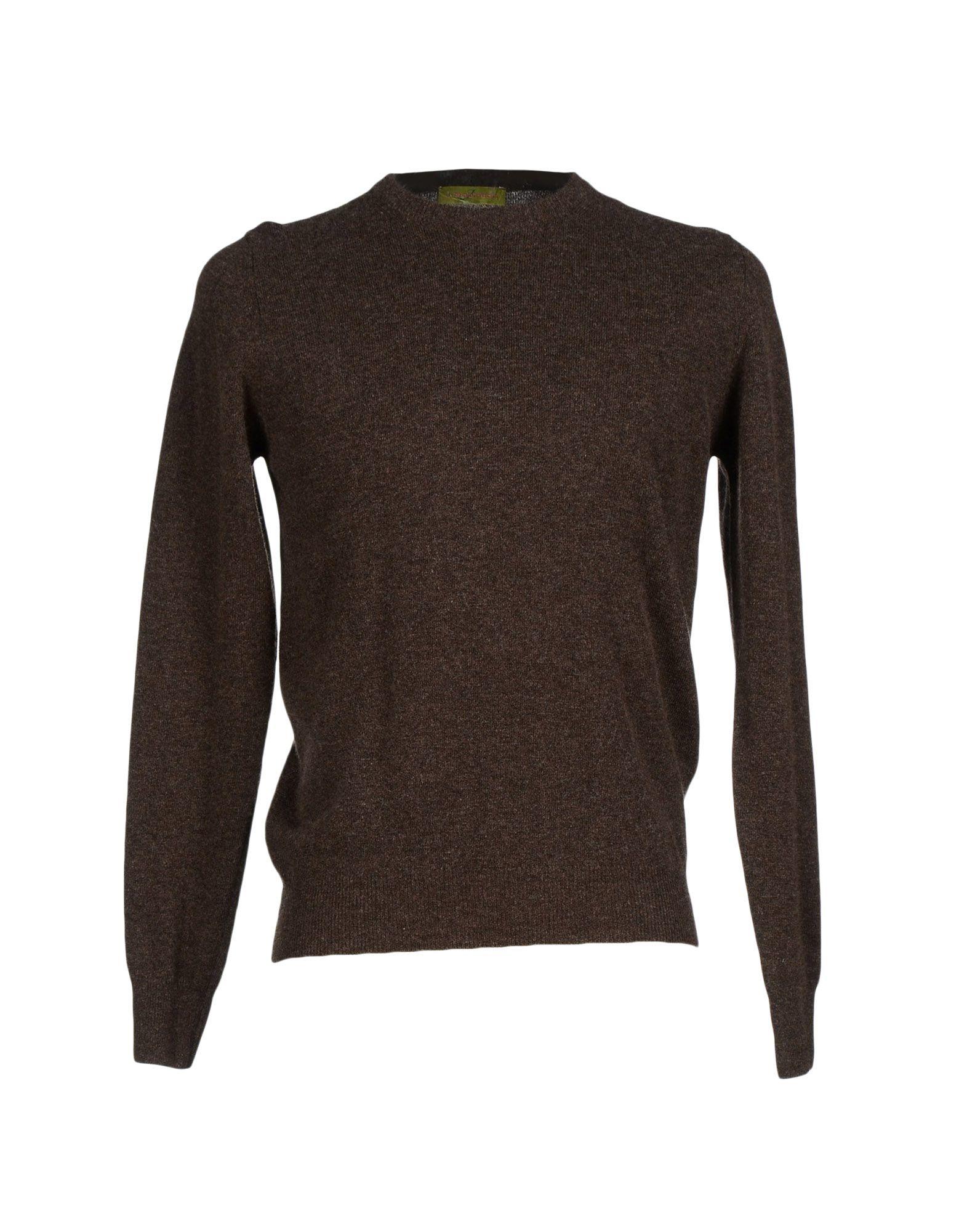 brand new 46872 85ee3 james-robinson-dark-brown-sweater-brown-product-1-015067545-normal.jpeg