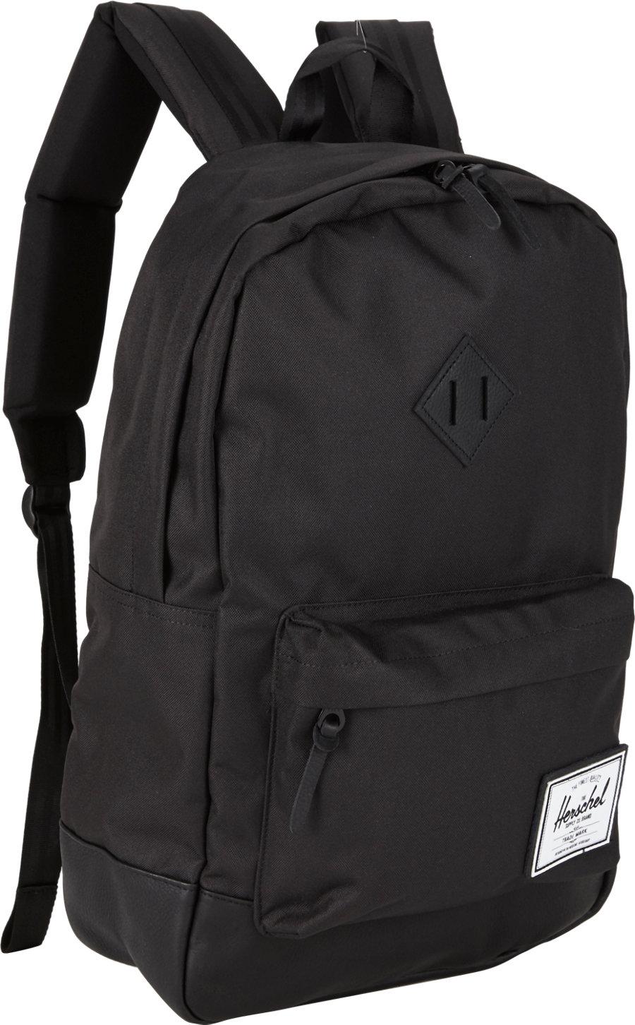 b9327b23e78 Herschel Supply Co. Heritage Backpack in Black - Lyst