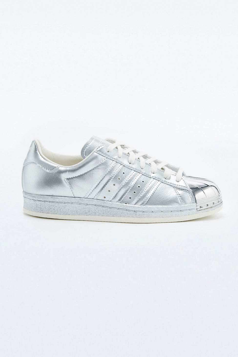 Adidas Originals Superstar 80s Metallic Silver