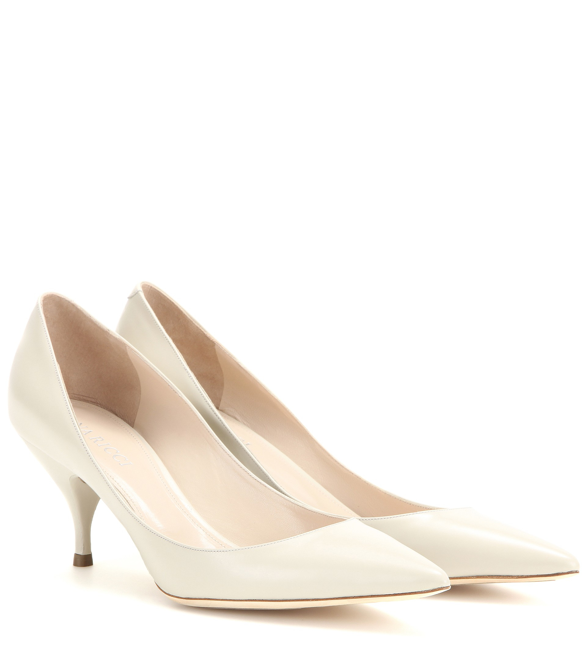 Nina Ricci Wool Round-Toe Pumps free shipping cheap online sale classic newest outlet the cheapest 2015 new online 08tYc1uOL3