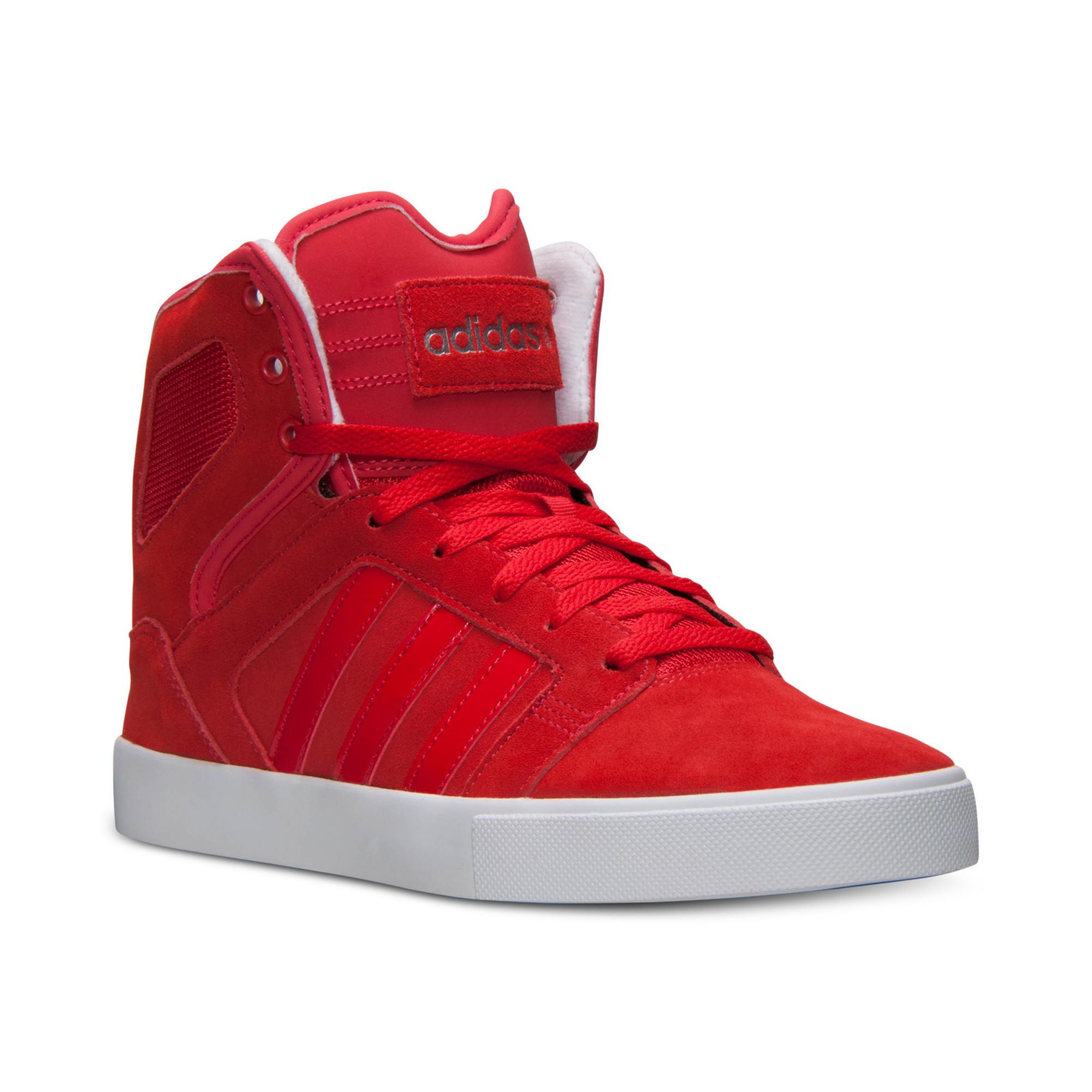 Red Top Adidas Hi Casual From Bbneo Sneakers For Men Line Men's Finish A54Lq3Rj