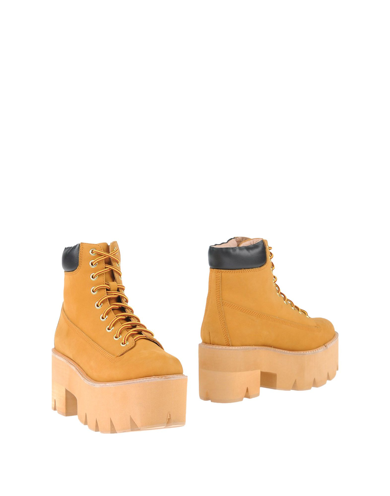 jeffrey cbell ankle boots in lyst
