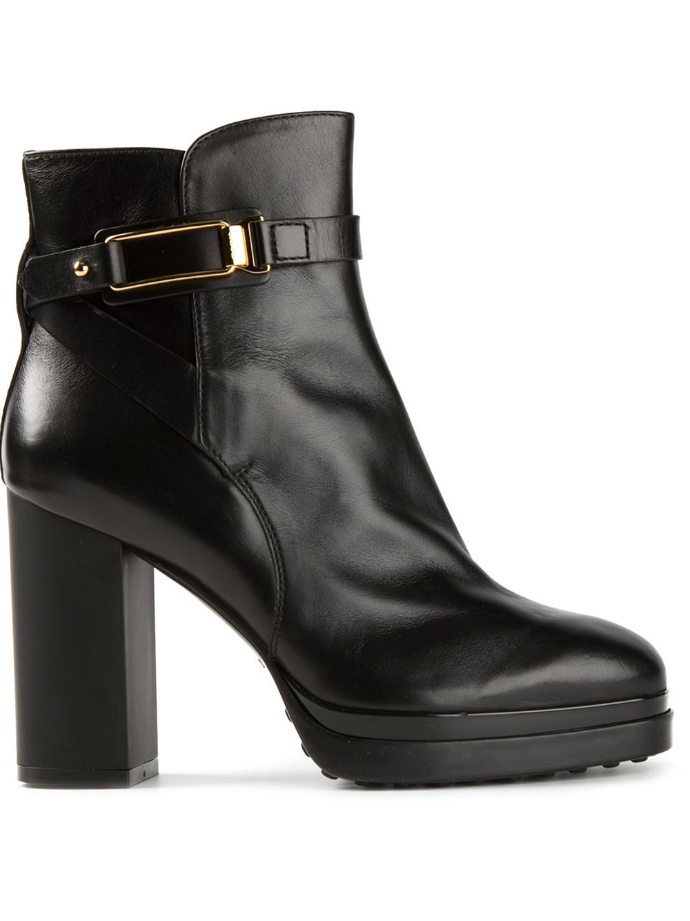 Tod's Platform Ankle Boots discount eastbay cost cheap price clearance cheap price outlet low price clearance 2014 new 1cVrYLN
