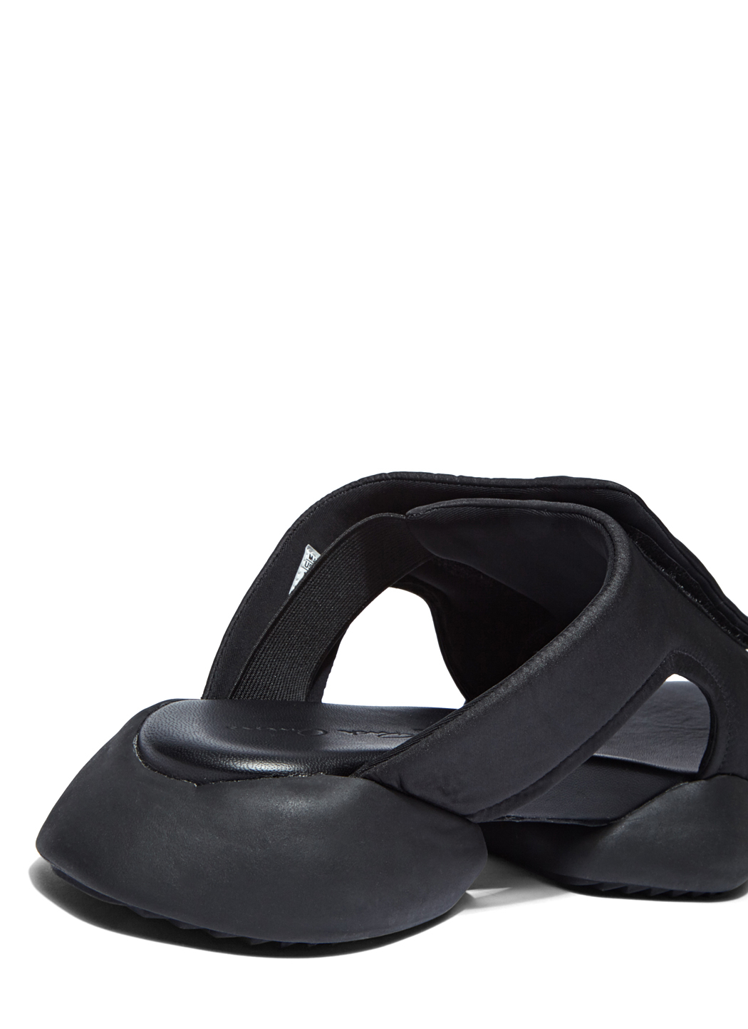 4bca86ce9ab3 Lyst - Rick Owens X Adidas Women s Velcro Strap Ro Clog Sandals In ...