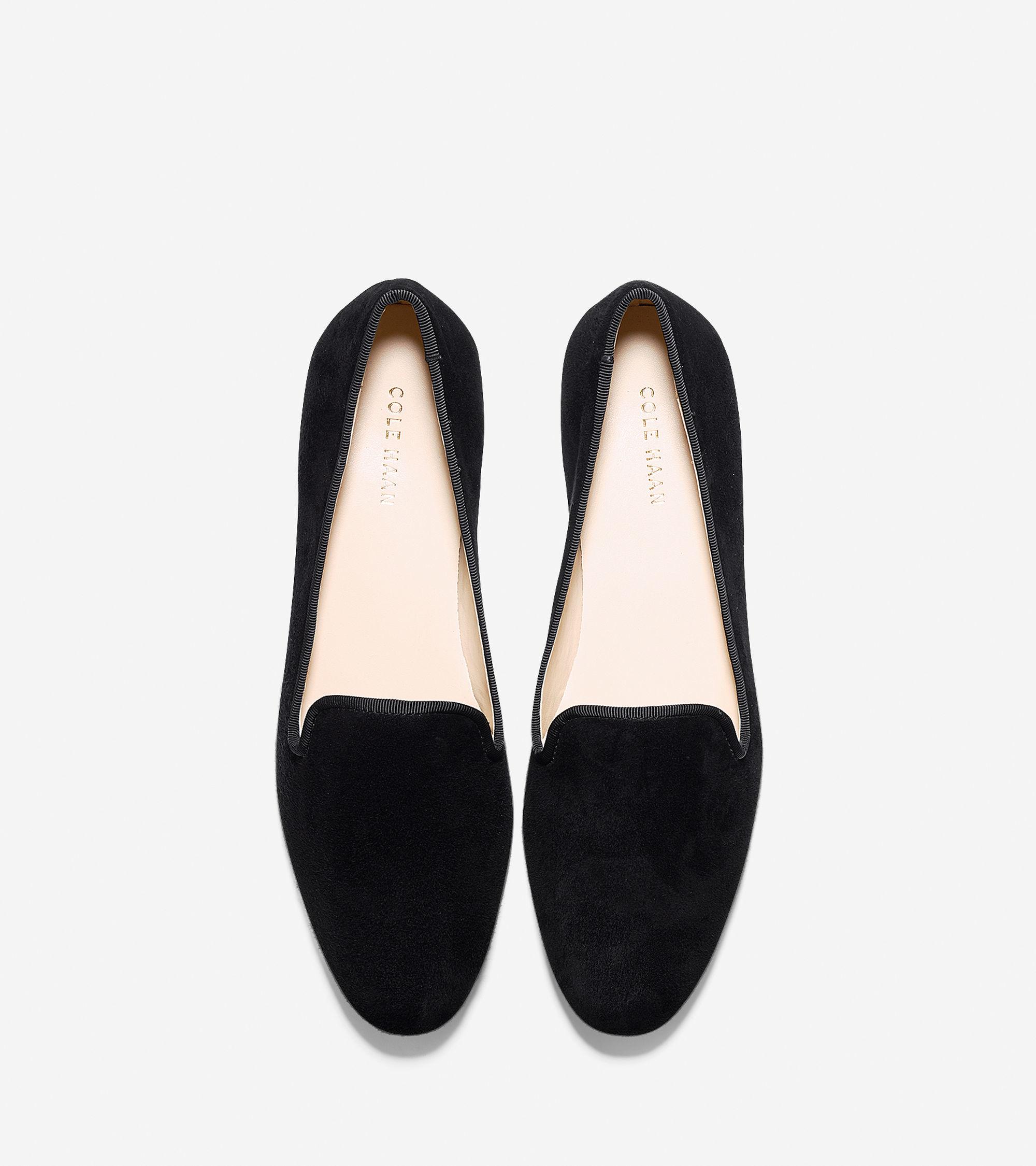 Naturalizer Shoes Black Suede