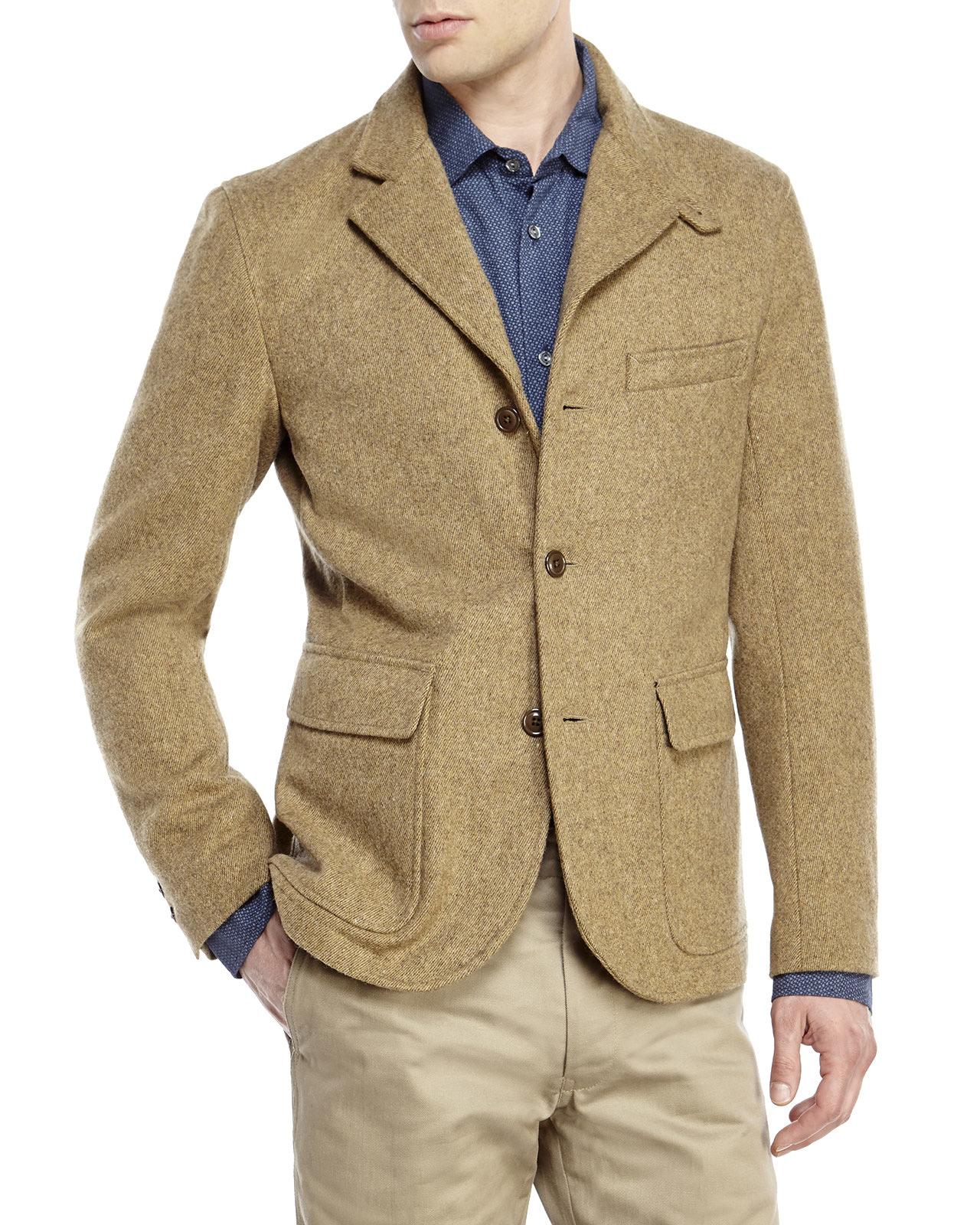 Woolrich Brown Jacket