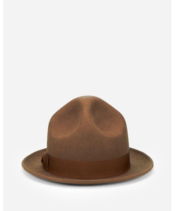 81a3e76083dd78 San Diego Hat Company Mens Wool Felt Tall Crown Hat in Brown for Men ...