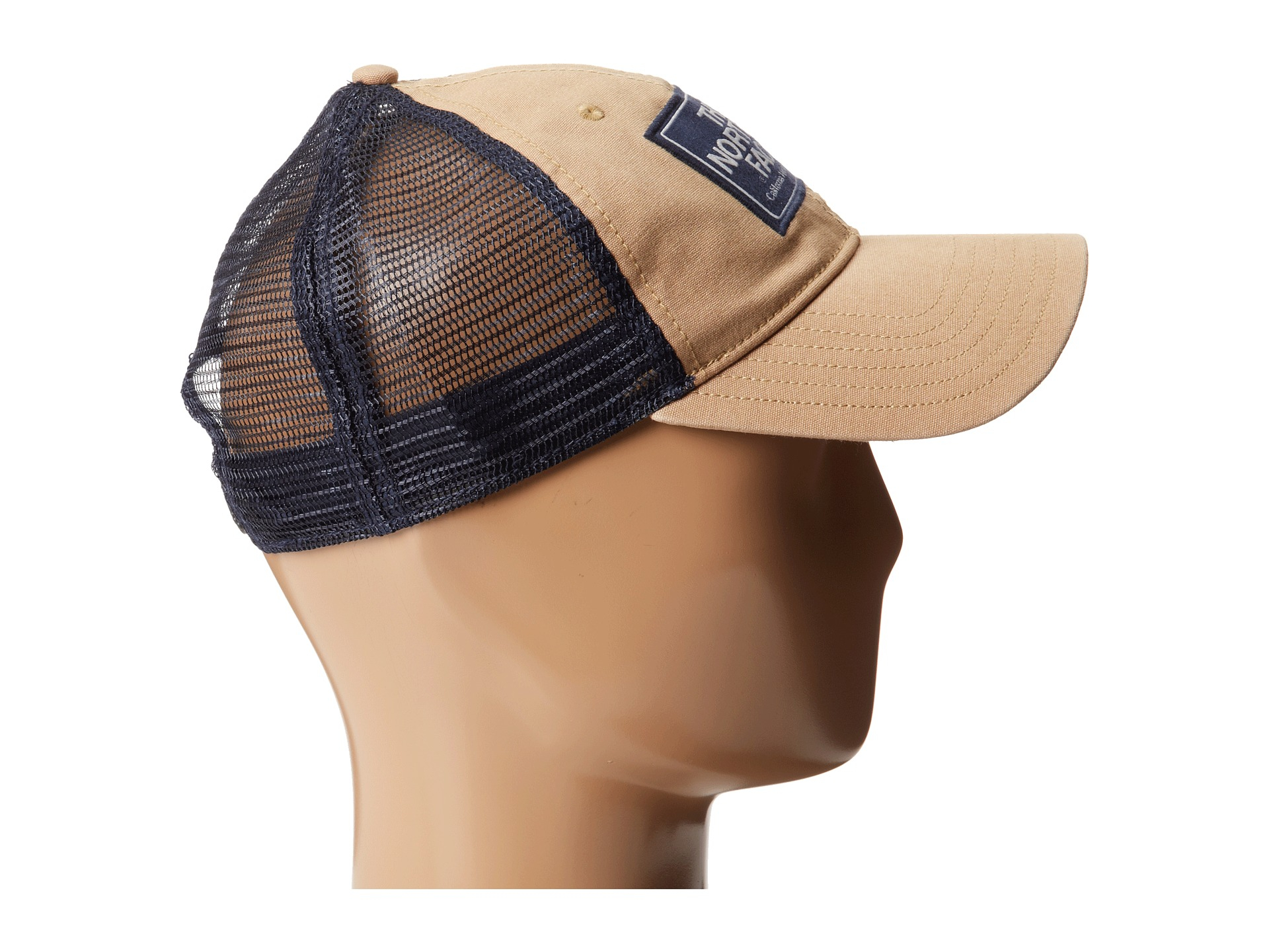 Lyst - The North Face Mudder Trucker Hat in Natural 9e2083132301