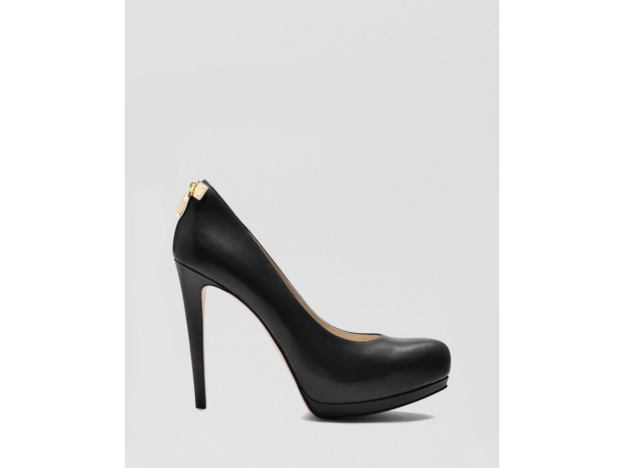 MICHAEL Michael Kors ANTOINETTE - High heels - terra AMt9FCy