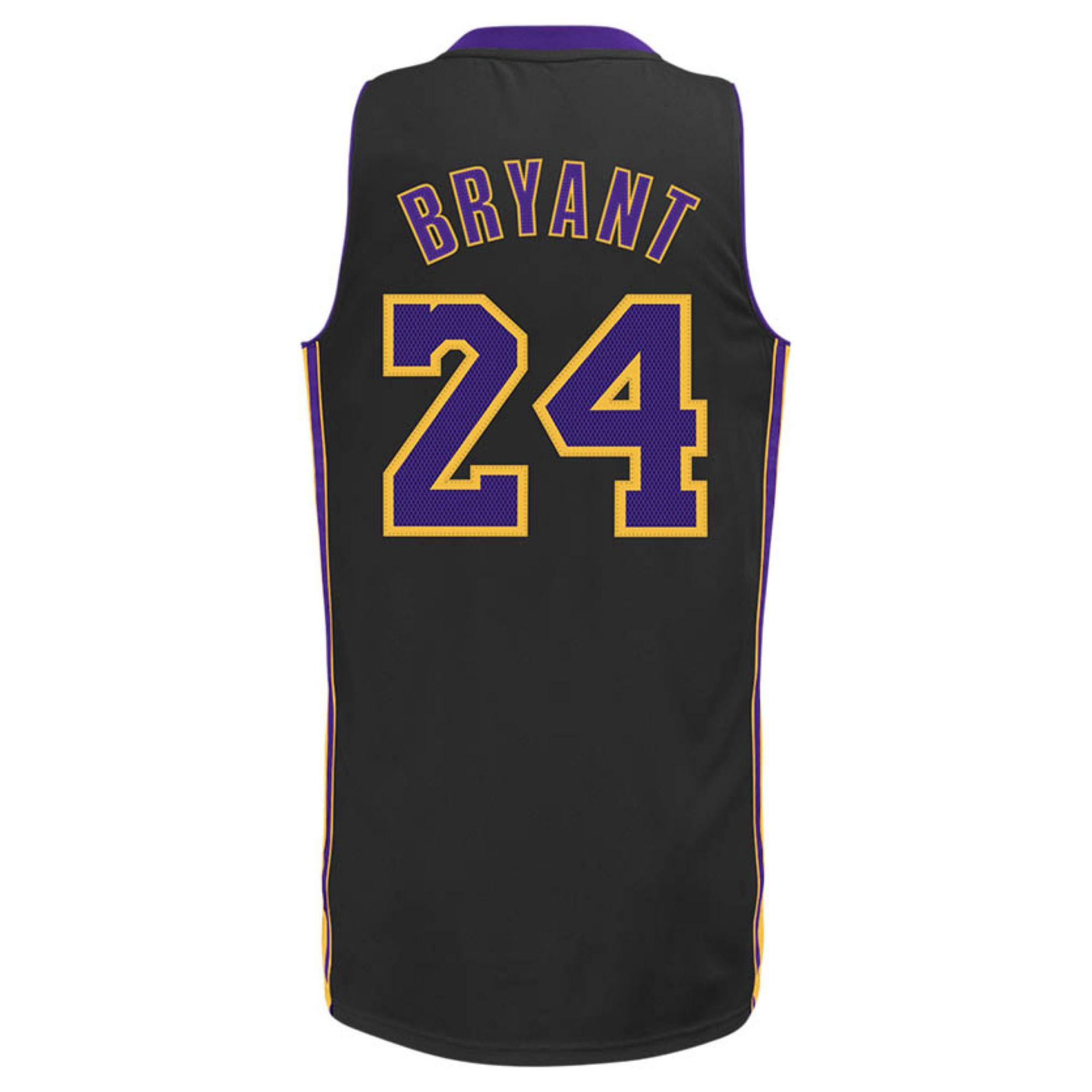 adidas Men'S Los Angeles Lakers Kobe Bryant Revolution 30 Swingman ...