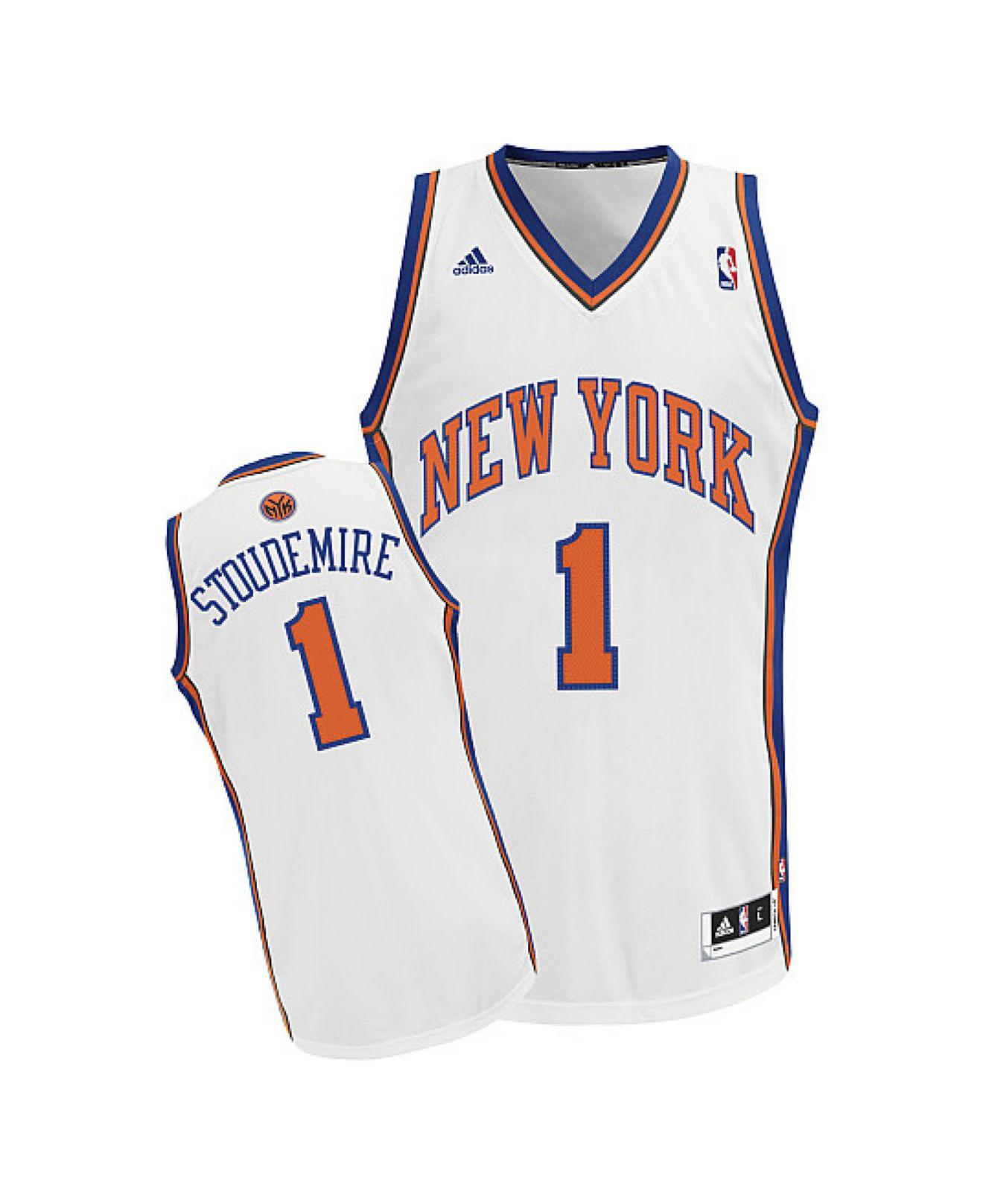 4b26fee8 Lyst - adidas Men's New York Knicks Amar'e Stoudemire Jersey in ...