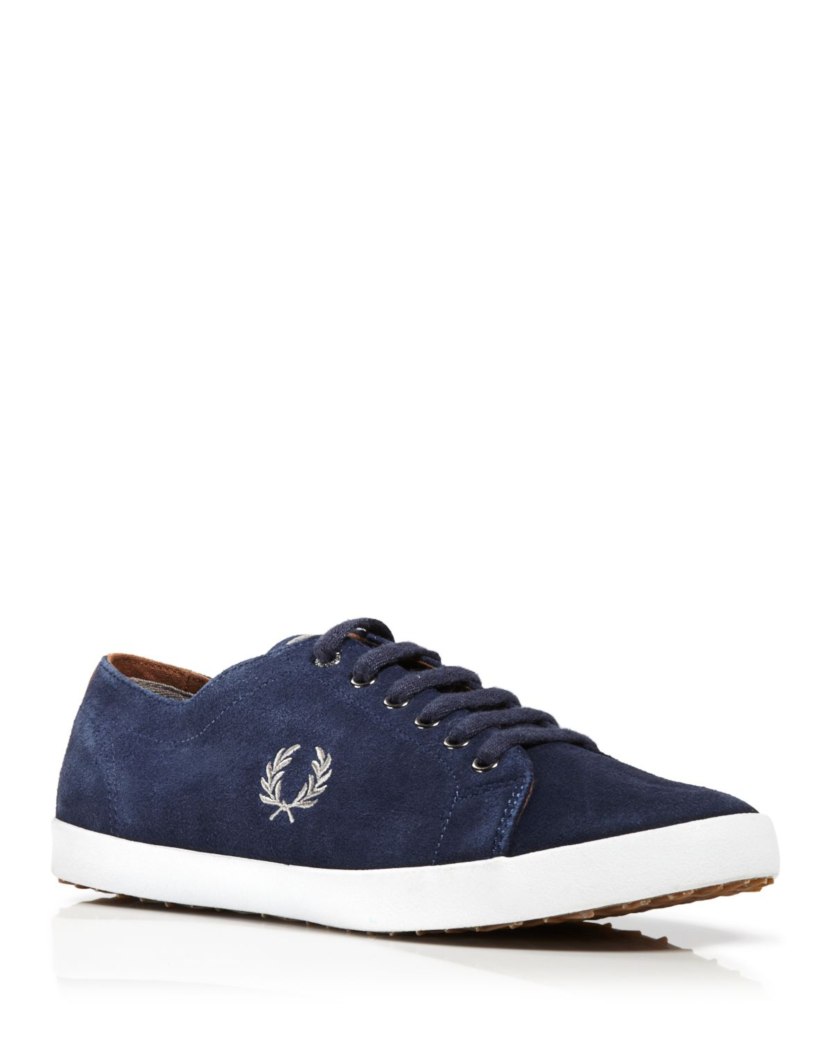 Fred Perry Shoes Kingston Blue