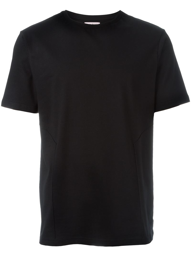 Palm angels pack of three plain t shirts for men lyst for Plain t shirt pack