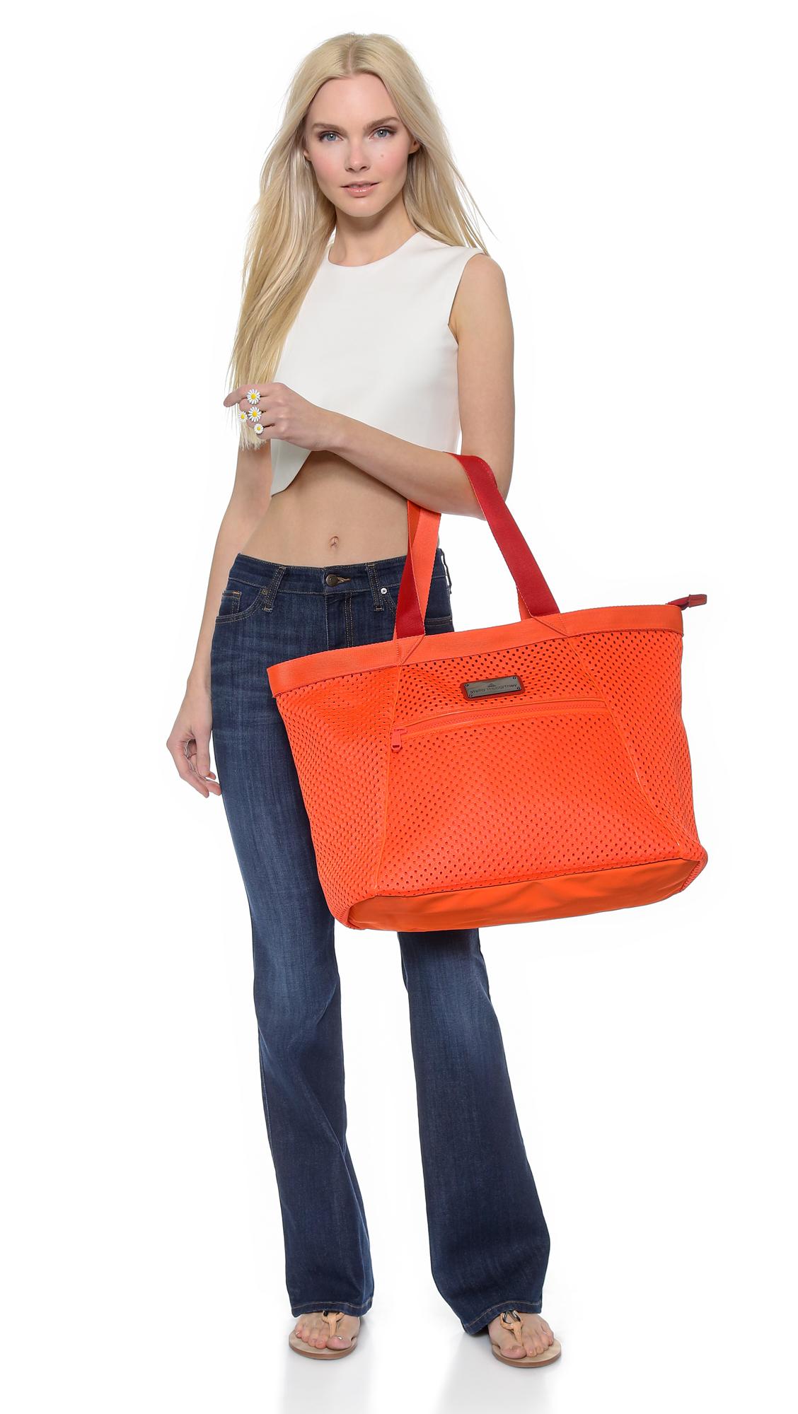 adidas By Stella McCartney Swim Tote - Toasted Orange