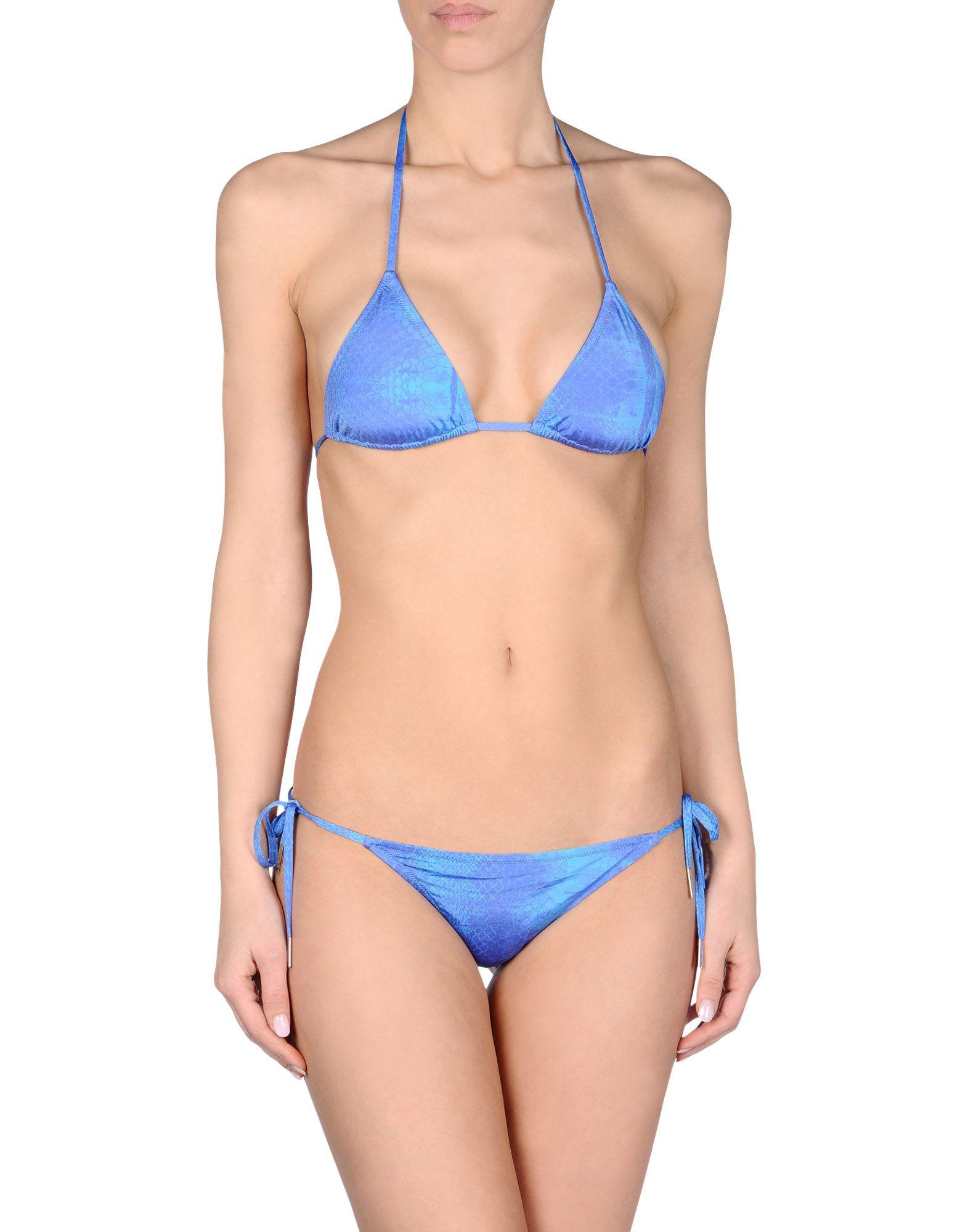 Roberto Cavalli Bikini in Blue