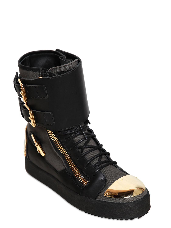 Canvas Shoes Men Zip F F