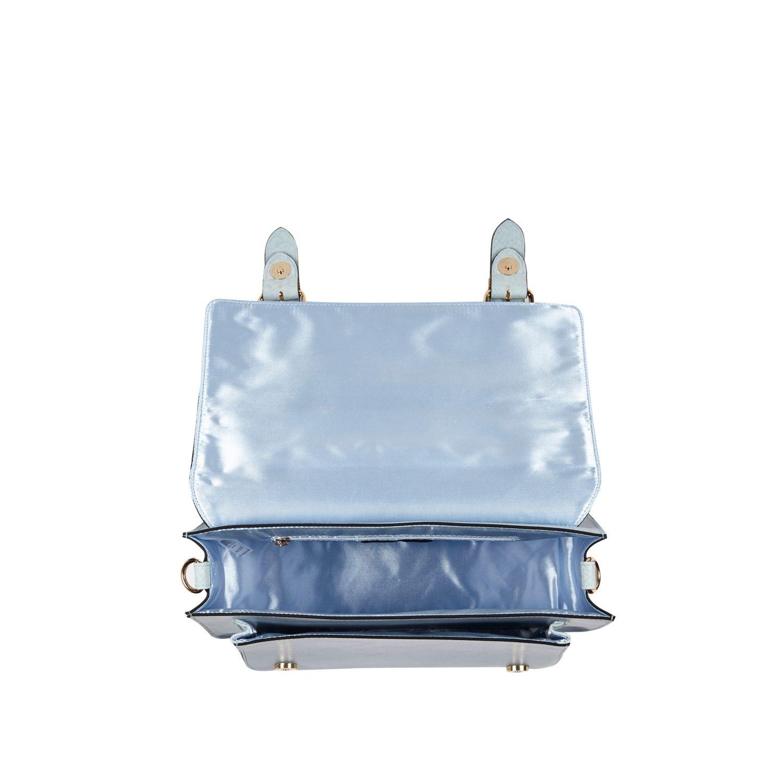 River Island Light Blue Satchel Backpack