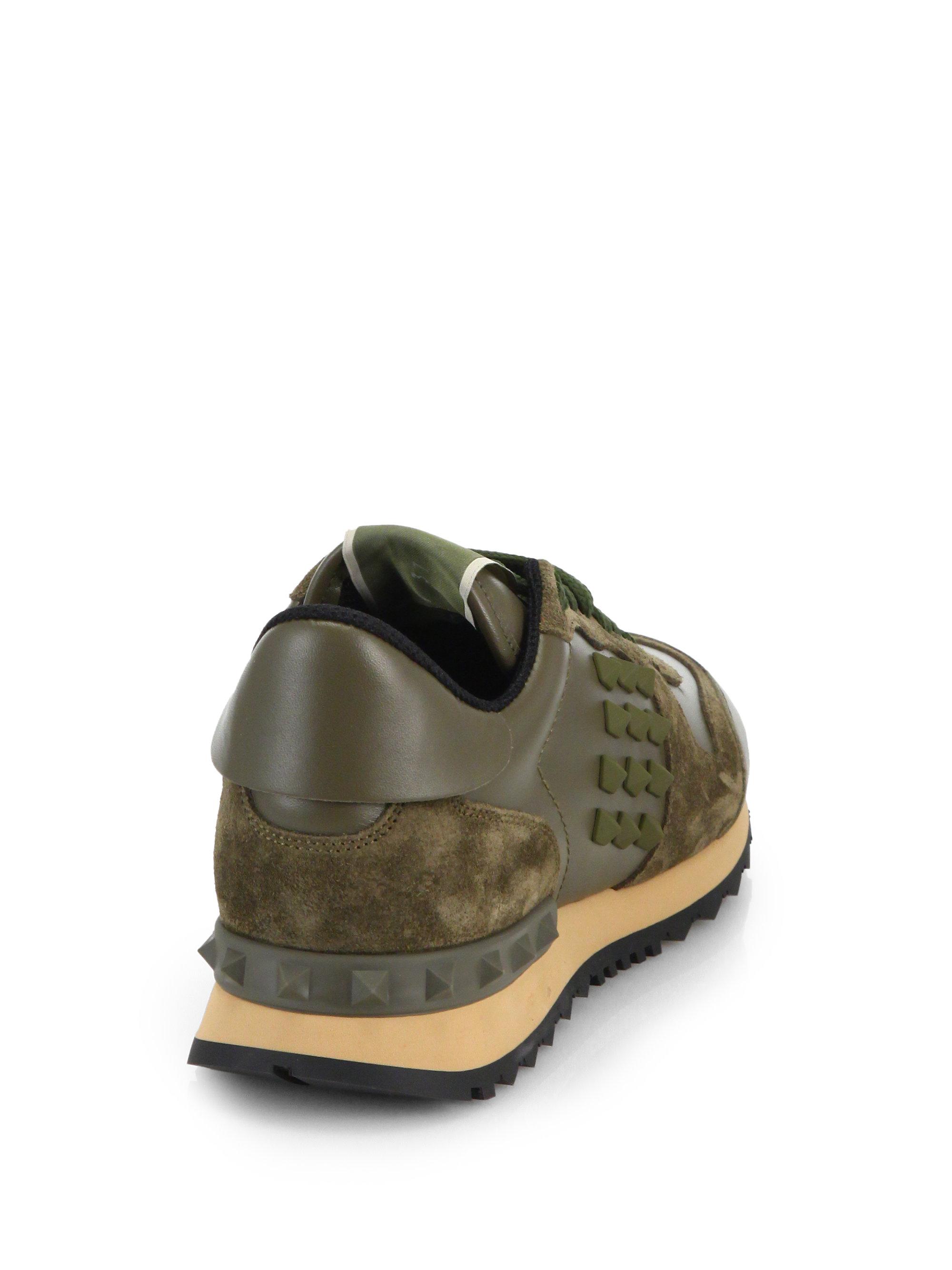 Valentino Running Shoes