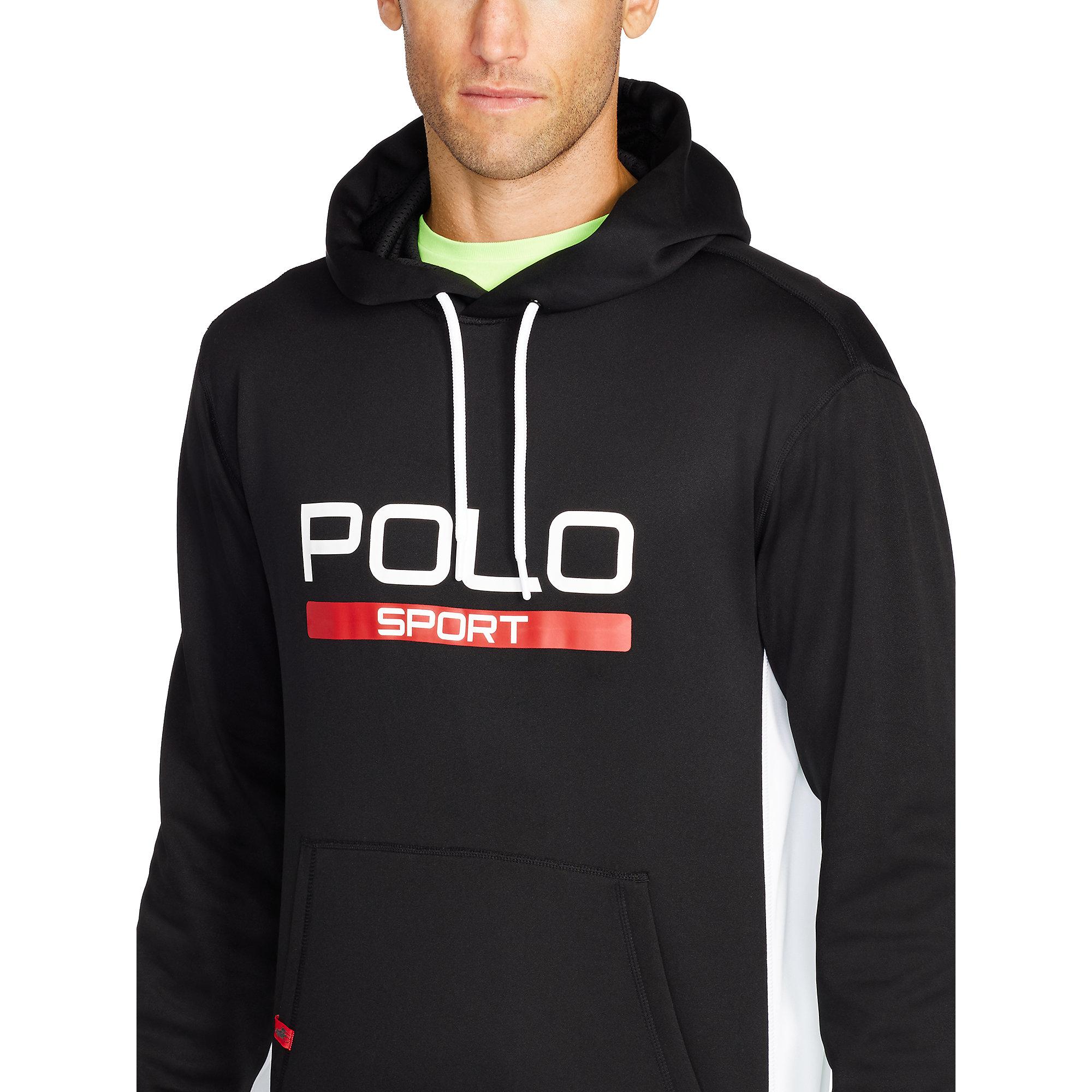 672606e0 Ralph Lauren Polo Sport Tech Fleece Hoodie