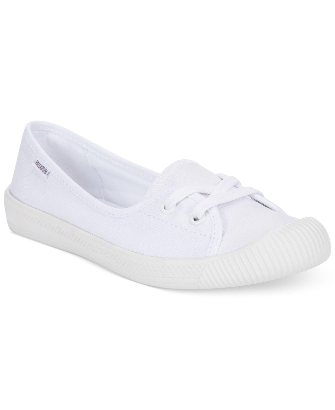 Flex Ballet Flat Sneakers