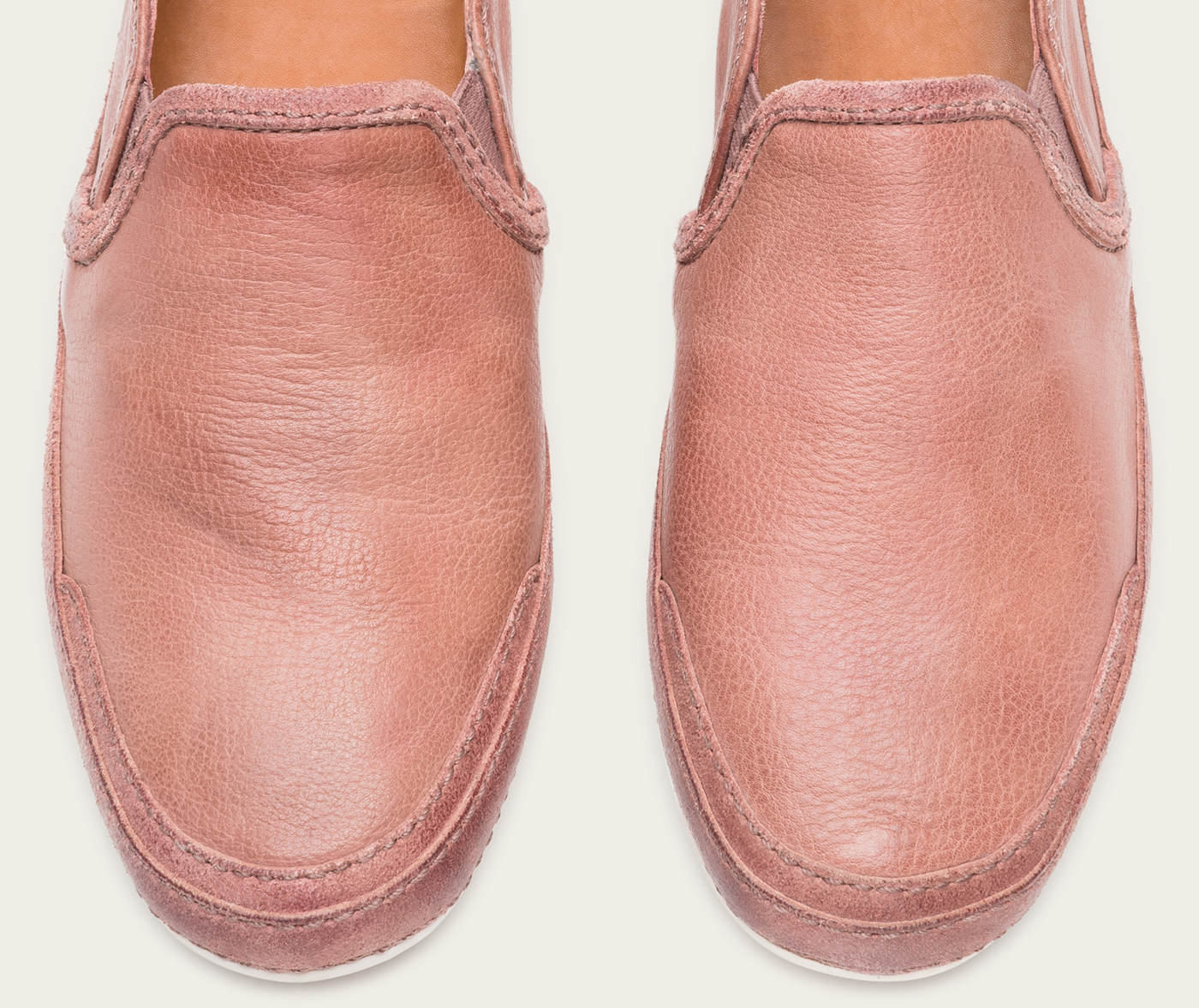 Lyst Frye Dean Artisan Slip In Pink
