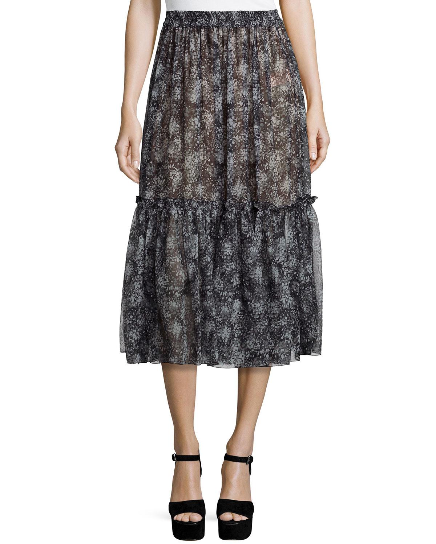 River Island Sparkle Skirt